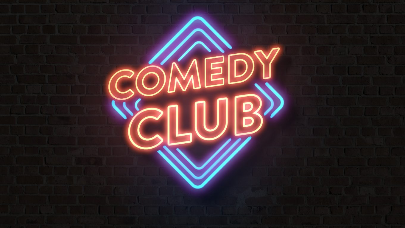 Comedy Club logo